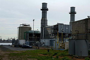 older power plant