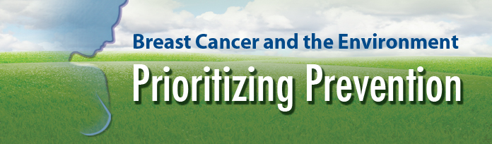 Breast Cancer and the Environment Prioritizing Prevention