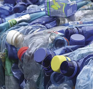 Plastic bottles: Hazardous Waste