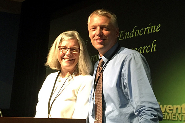 Cheryl Walker, Ph.D. and Thad Schug, Ph.D.