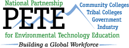 Partnership for Environmental Technology Education logo
