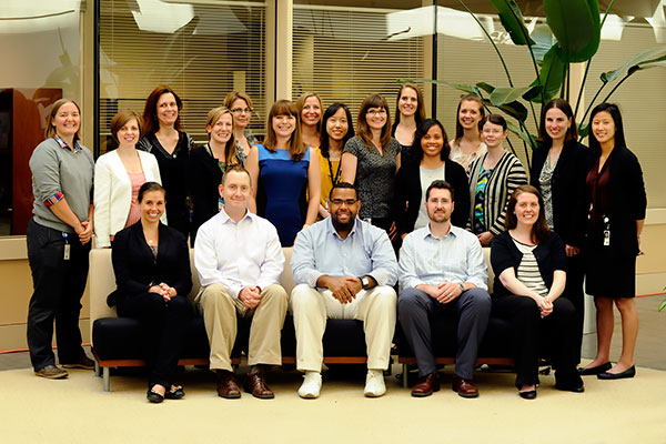 Career Symposium Planning Committee members