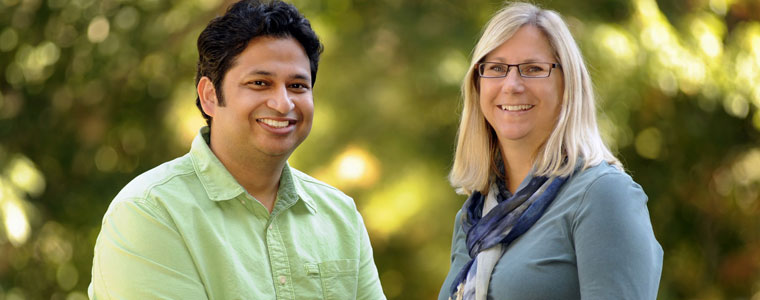 Ramendra Saha, Ph.D and  Serena Dudek, Ph.D.