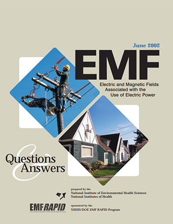 EMF: Electric and Magnetic Fields Associated with the Use of Electric Power