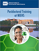 Postdoctoral Training at NIEHS