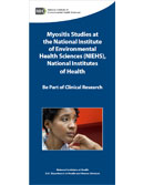 Myositis Studies at NIEHS