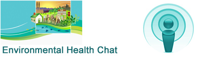 Environmental Health Chat Banner