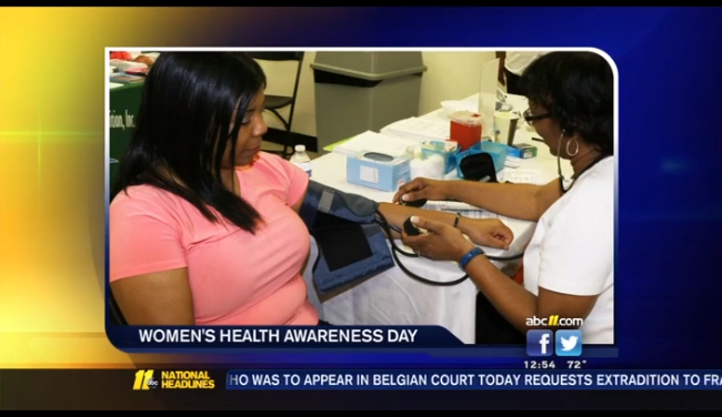 FREE HEALTH SCREENINGS FOR WOMEN