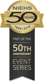 NIEHS 50 years, 1966-2016.  Part of the 50th Anniversary Event Series.