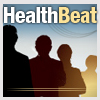 HHS Health Beat logo