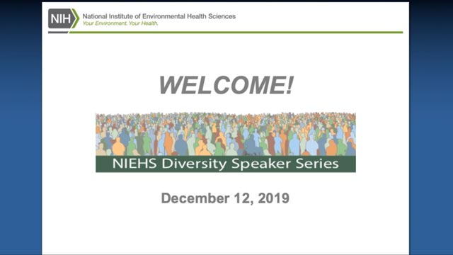 Environmental Health Issues Affecting Native American Tribes in the Americas with Trey Saddler – December 12, 2019
