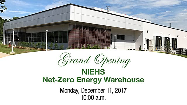 Warehouse Ribbon Cutting Video