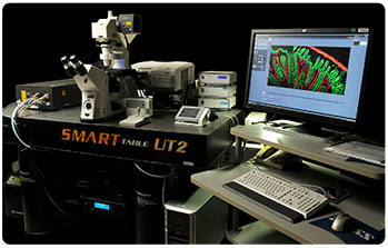 Zeiss LSM 710 inverted confocal microscope