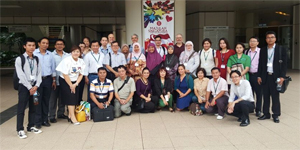 Participants from Singapore workshop