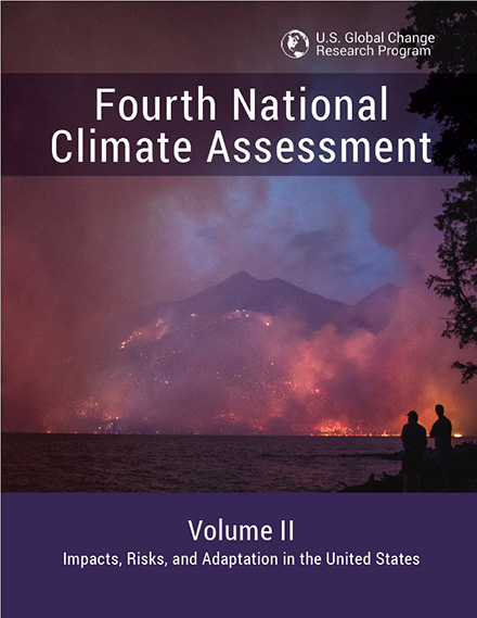 Fourth National Climate Assessment volume 2
