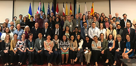 Third International Workshop on Chronic Kidney Diseases of Uncertain/Non-traditional Etiology in Mesoamerica and Other Regions meeting participants