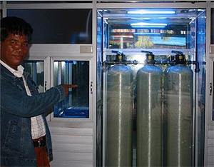 Water Filtration Systemin Indonesia