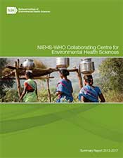 WHOCC Summary Report Cover