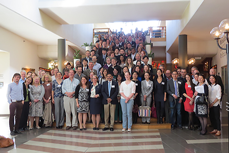 1st International Myositis Conference Group Photo