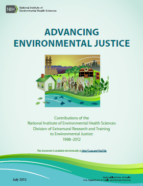 Advancing Environmental Justice Cover Page