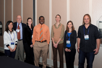 Photo of 2011 SRP Annual Meeting Poster winners