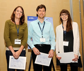 Biomedical poster session winners