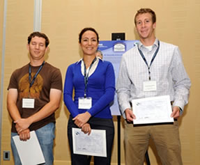 Non-Biomedical poster session winners