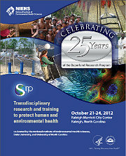 SRP 25th anniversary poster