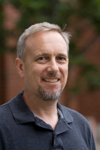 photograph of SRP investigator Brian Jackson, Ph.D.