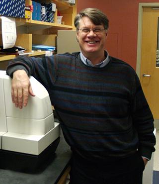 Ben Van Houten, Ph.D.