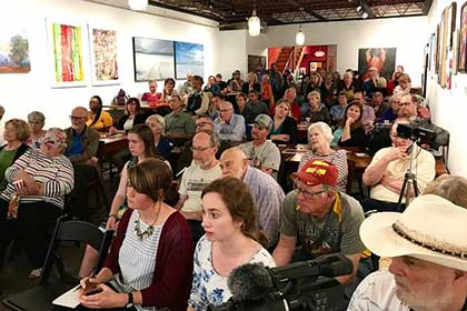 o	Iowa Public Meeting Tackles Water Quality, Farming, Health