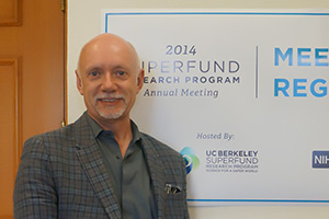 Martyn Smith, Ph.D., the UCB SRP Center Director, moderated sessions and led scientific planning for the meeting.