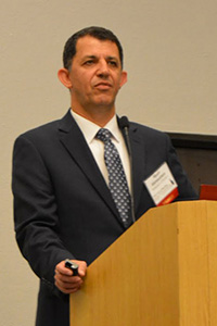 Akram Alshawabkeh, Ph.D., professor at Northeastern University and PROTECT Center director, served as the meeting's scientific coordinator. The PROTECT Center involves researchers and staff from Northeastern University, the University of Puerto Rico Medical Sciences Campus, University of Michigan, and University of Puerto Rico at Mayaguez.