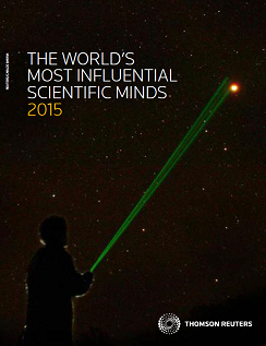The World's Most Influential Scientific Minds (2015)