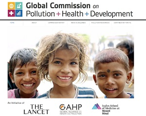 Global Commission on Pollution, Health, and Development