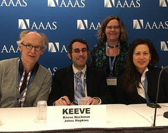 David Salt, Keeve Nachman, Mary Lou Guerinot, and Margaret Karagas