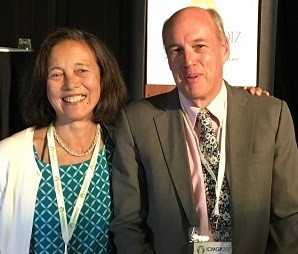 Celia Chen, Ph.D. and Charles Driscoll, Ph.D.