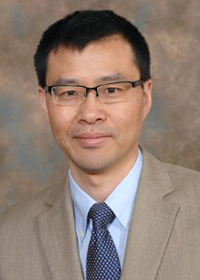 Aimin Chen, Ph.D., M.D., was a postdoctoral fellow at NIEHS. He says that this experience helped direct his research path toward studying how chemical exposures affect brain development.