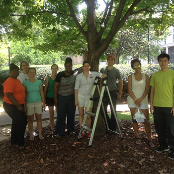Birmingham Neighborhood Monitoring Team