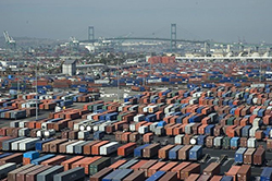 Los Angeles and Long Beach Ports