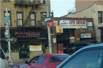 Sunset Park auto shop