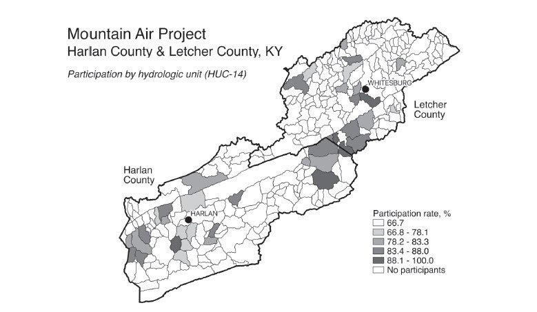 Mountain Air Project, Harlan and Letcher County, KY