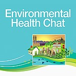 Environmental health chat logo